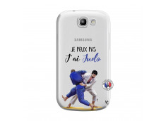 Coque Samsung Galaxy Express Je peux pas j'ai Judo