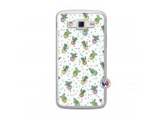 Coque Samsung Galaxy Grand 2 Le Monde Entier est un Cactus Translu