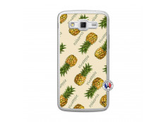 Coque Samsung Galaxy Grand 2 Sorbet Ananas Translu