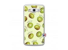 Coque Samsung Galaxy Grand 2 Sorbet Kiwi Translu