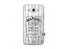 Coque Samsung Galaxy Grand 2 White Old Jack Translu