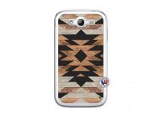 Coque Samsung Galaxy Grand Duos Aztec Translu