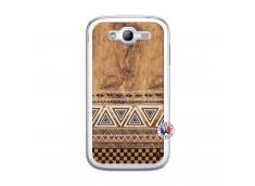 Coque Samsung Galaxy Grand Duos Aztec Deco Translu