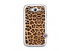 Coque Samsung Galaxy Grand Duos Leopard Style Translu