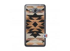 Coque Samsung Galaxy Grand Prime Aztec Translu