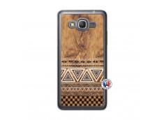 Coque Samsung Galaxy Grand Prime Aztec Deco Translu