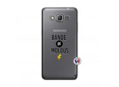 Coque Samsung Galaxy Grand Prime Bandes De Moldus