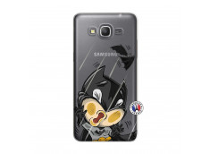 Coque Samsung Galaxy Grand Prime Bat Impact
