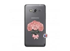 Coque Samsung Galaxy Grand Prime Bouquet de Roses