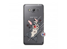 Coque Samsung Galaxy Grand Prime Dog Impact