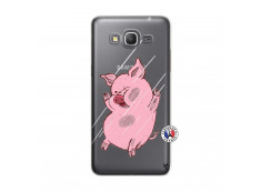 Coque Samsung Galaxy Grand Prime Pig Impact