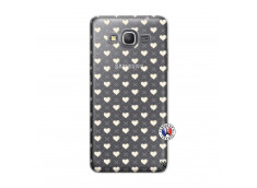 Coque Samsung Galaxy Grand Prime Little Hearts