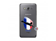 Coque Samsung Galaxy Grand Prime Coupe du Monde de Rugby-France
