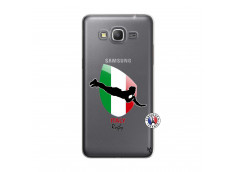 Coque Samsung Galaxy Grand Prime Coupe du Monde Rugby-Italy