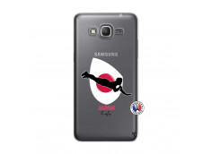 Coque Samsung Galaxy Grand Prime Coupe du Monde Rugby-Japan