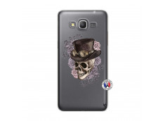 Coque Samsung Galaxy Grand Prime Dandy Skull