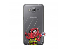 Coque Samsung Galaxy Grand Prime Dead Gilet Jaune Impact