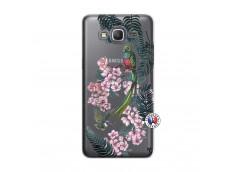 Coque Samsung Galaxy Grand Prime Flower Birds