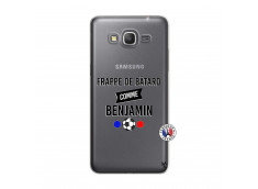 Coque Samsung Galaxy Grand Prime Frappe De Batard Comme Benjamin