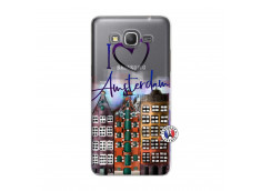 Coque Samsung Galaxy Grand Prime I Love Amsterdam