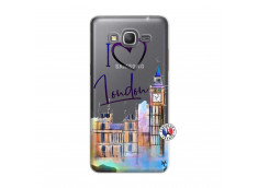 Coque Samsung Galaxy Grand Prime I Love London