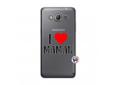 Coque Samsung Galaxy Grand Prime I Love Maman