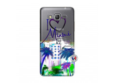Coque Samsung Galaxy Grand Prime I Love Miami