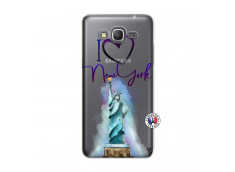 Coque Samsung Galaxy Grand Prime I Love New York