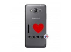 Coque Samsung Galaxy Grand Prime I Love Toulouse
