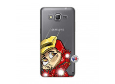 Coque Samsung Galaxy Grand Prime Iron Impact