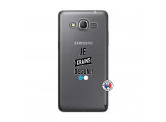 Coque Samsung Galaxy Grand Prime Je Crains Degun