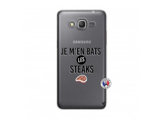 Coque Samsung Galaxy Grand Prime Je M En Bas Les Steaks
