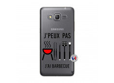 Coque Samsung Galaxy Grand Prime Je Peux Pas J Ai Barbecue