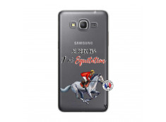 Coque Samsung Galaxy Grand Prime Je Peux Pas J Ai Equitation