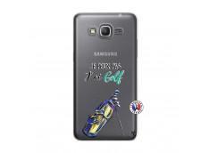 Coque Samsung Galaxy Grand Prime Je Peux Pas J Ai Golf
