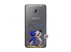 Coque Samsung Galaxy Grand Prime Je peux pas j'ai Judo