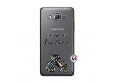 Coque Samsung Galaxy Grand Prime Je peux pas j'ai muscu