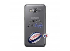 Coque Samsung Galaxy Grand Prime Je Peux Pas J Ai Rugby