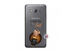 Coque Samsung Galaxy Grand Prime Je Peux Pas J Ai Soif