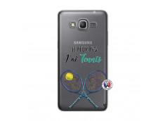 Coque Samsung Galaxy Grand Prime Je Peux Pas J Ai Tennis