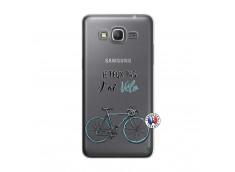 Coque Samsung Galaxy Grand Prime Je Peux Pas J Ai Velo