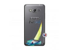 Coque Samsung Galaxy Grand Prime Je Peux Pas J Ai Voile