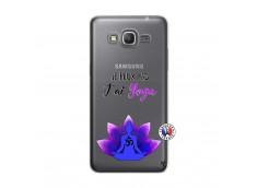 Coque Samsung Galaxy Grand Prime Je Peux Pas J Ai Yoga