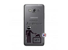 Coque Samsung Galaxy Grand Prime Je Peux Pas Je Suis Veterinaire