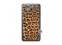 Coque Samsung Galaxy Grand Prime Leopard Style Translu