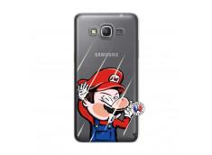 Coque Samsung Galaxy Grand Prime Mario Impact