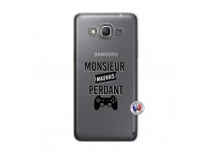Coque Samsung Galaxy Grand Prime Monsieur Mauvais Perdant