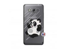 Coque Samsung Galaxy Grand Prime Panda Impact