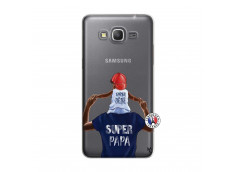 Coque Samsung Galaxy Grand Prime Papa Super Heros