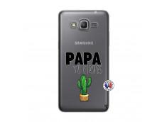 Coque Samsung Galaxy Grand Prime Papa Tu Piques